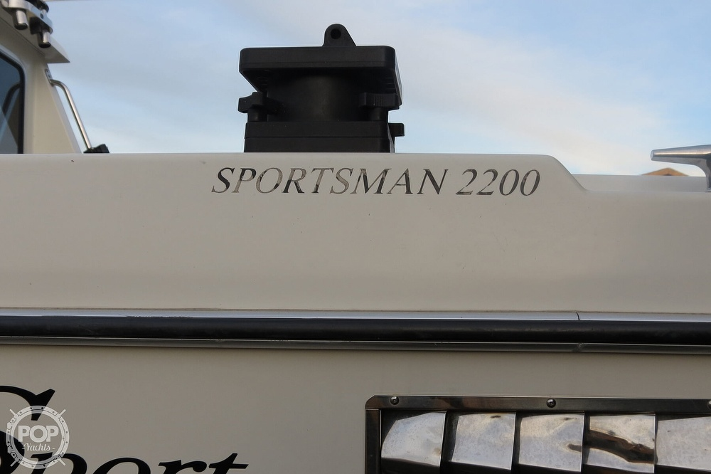 2004 Seasport boat for sale, model of the boat is 2200 Sportsman & Image # 18 of 40