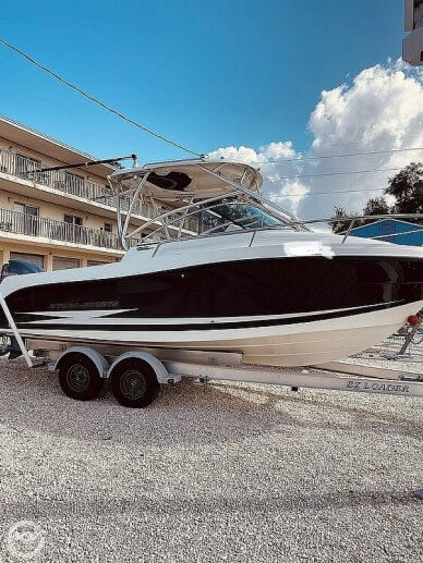Hydra-Sports 2200VX Express, 2200, for sale - $39,000