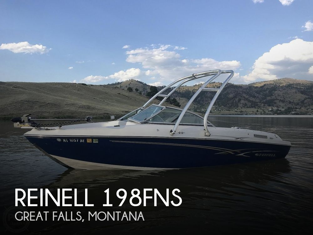 Used Reinell Boats For Sale by owner | 2009 Reinell 198FNS