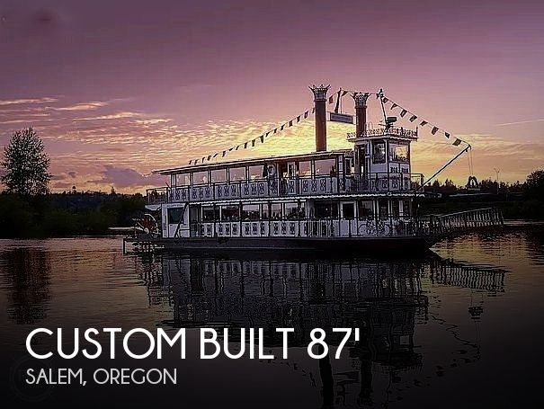 Used Boats For Sale in Salem, Oregon by owner | 1990 Custom Built 87