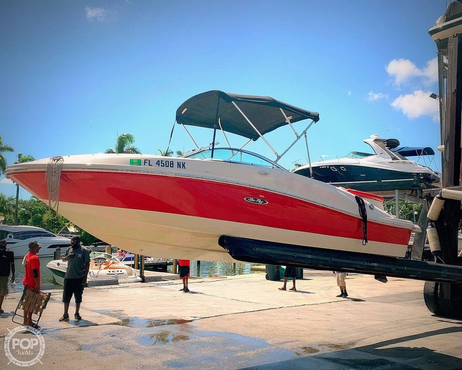 2007 Sea Ray boat for sale, model of the boat is 195 Sport & Image # 2 of 42
