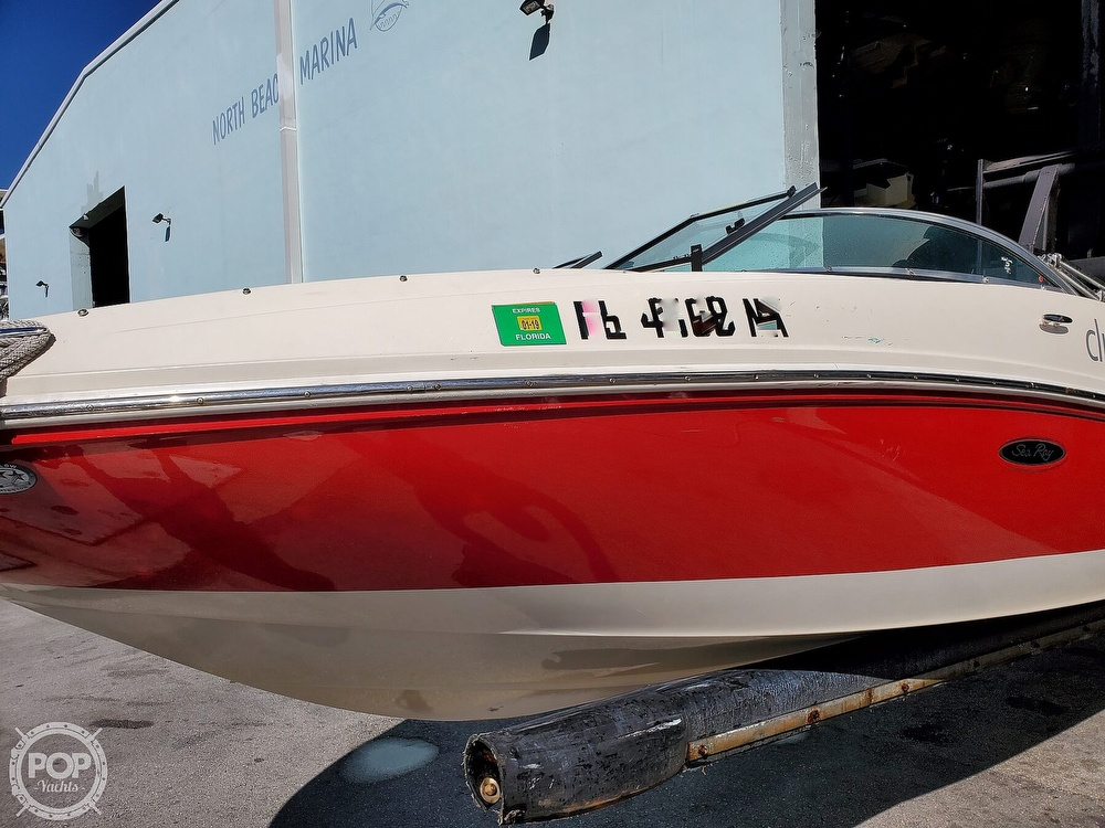 2007 Sea Ray boat for sale, model of the boat is 195 Sport & Image # 15 of 42