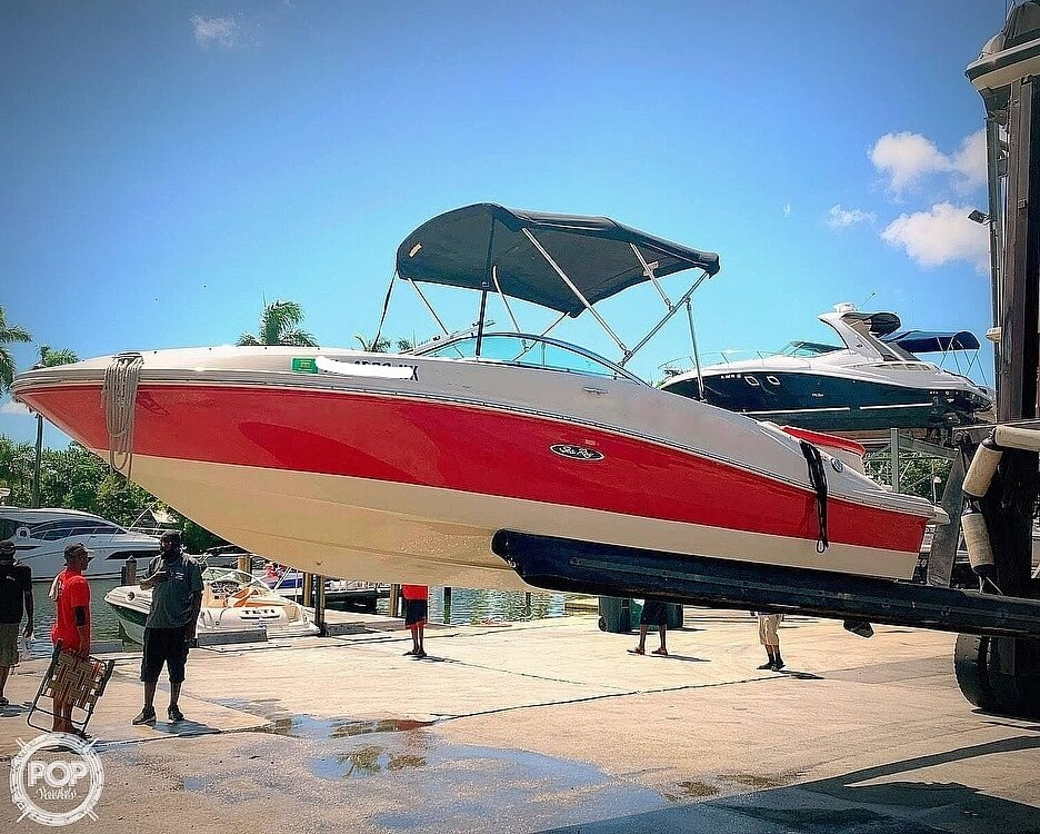 2007 Sea Ray boat for sale, model of the boat is 185 Sport & Image # 2 of 42