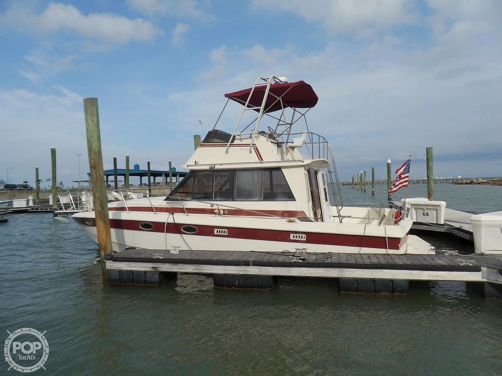 1987 Burns Craft boat for sale, model of the boat is 41 Sportfish & Image # 4 of 40