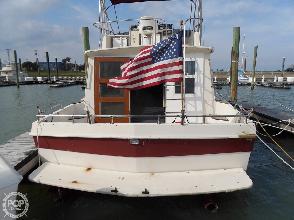 1987 Burns Craft boat for sale, model of the boat is 41 Sportfish & Image # 8 of 40
