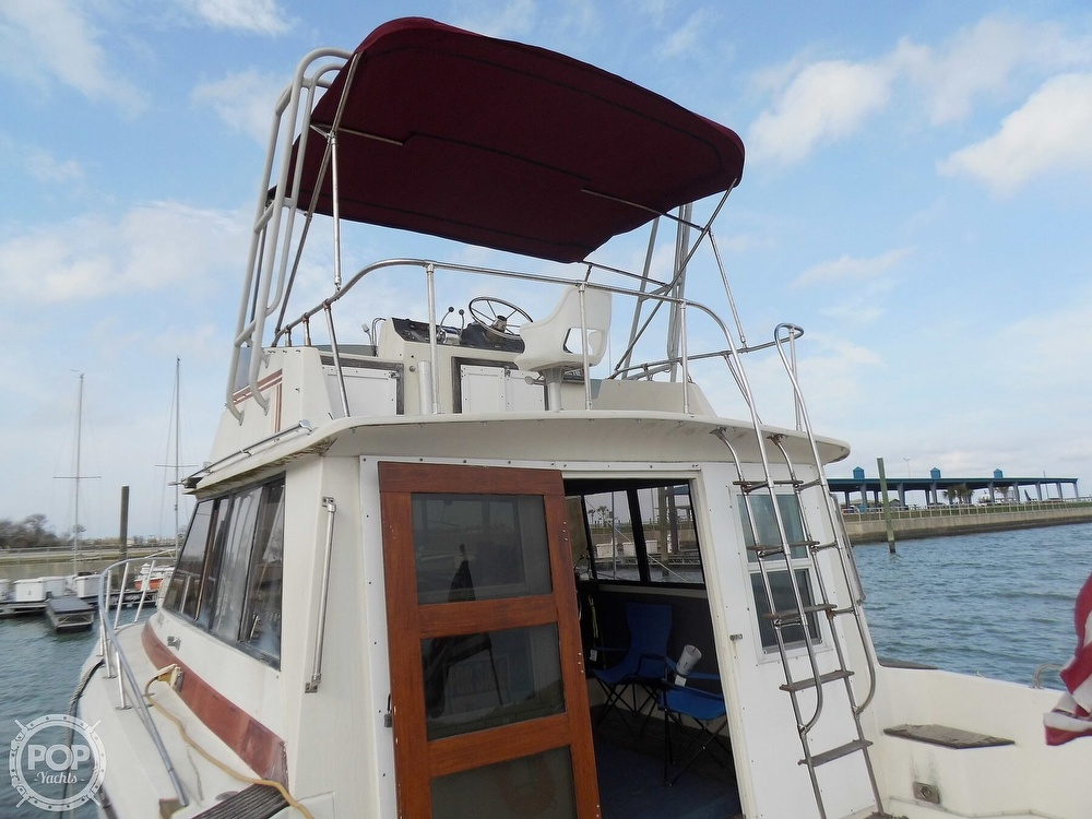 1987 Burns Craft boat for sale, model of the boat is 41 Sportfish & Image # 21 of 40