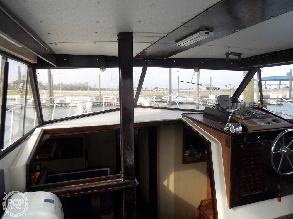 1987 Burns Craft boat for sale, model of the boat is 41 Sportfish & Image # 27 of 40