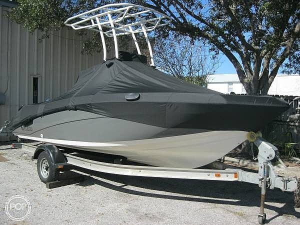 2016 Yamaha boat for sale, model of the boat is 190 FSH Sport & Image # 2 of 40