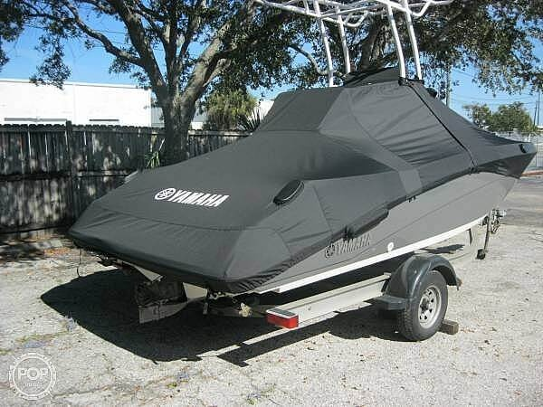 2016 Yamaha boat for sale, model of the boat is 190 FSH Sport & Image # 3 of 40