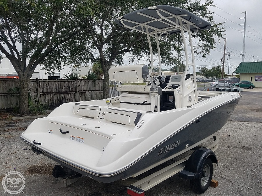 2016 Yamaha boat for sale, model of the boat is 190 FSH Sport & Image # 4 of 40