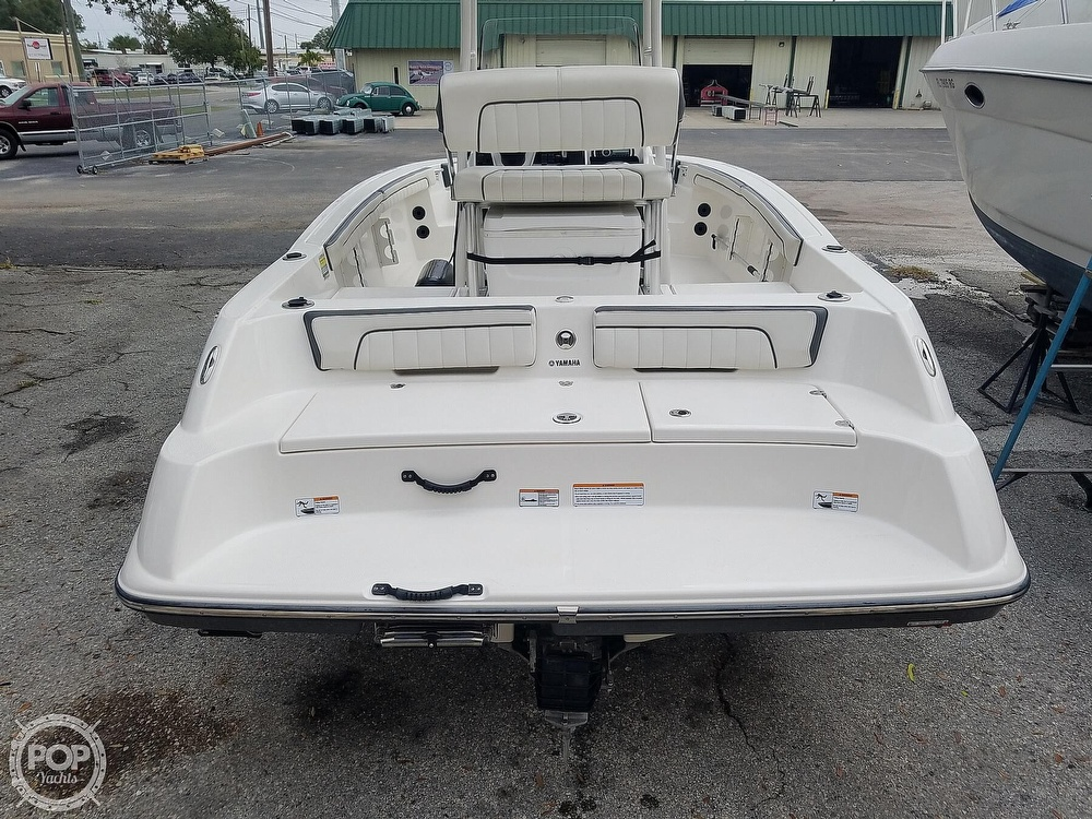 2016 Yamaha boat for sale, model of the boat is 190 FSH Sport & Image # 5 of 40