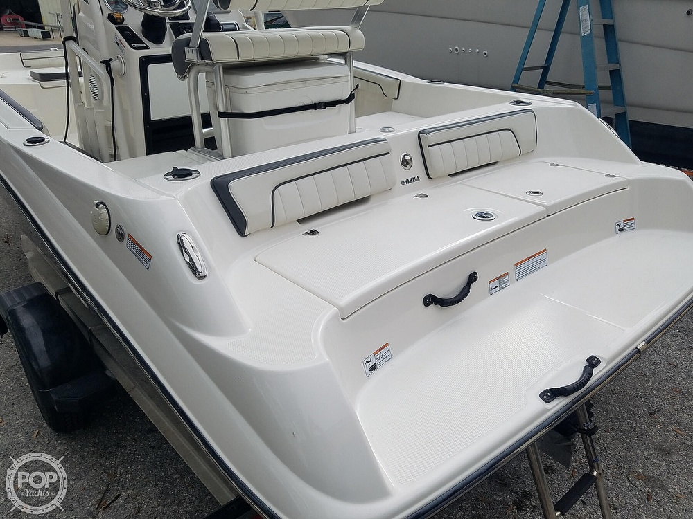 2016 Yamaha boat for sale, model of the boat is 190 FSH Sport & Image # 9 of 40