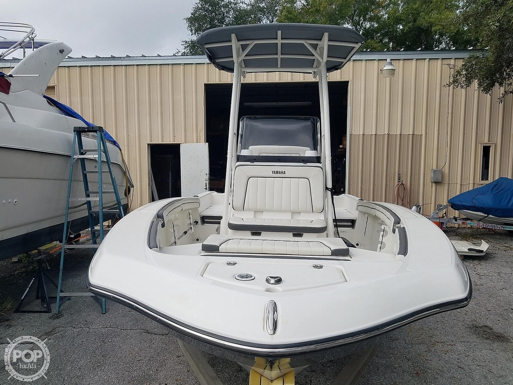 2016 Yamaha boat for sale, model of the boat is 190 FSH Sport & Image # 17 of 40