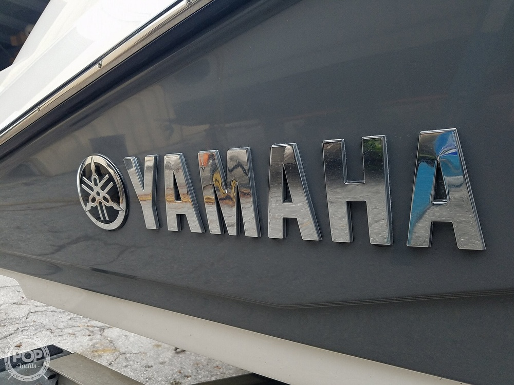2016 Yamaha boat for sale, model of the boat is 190 FSH Sport & Image # 30 of 40