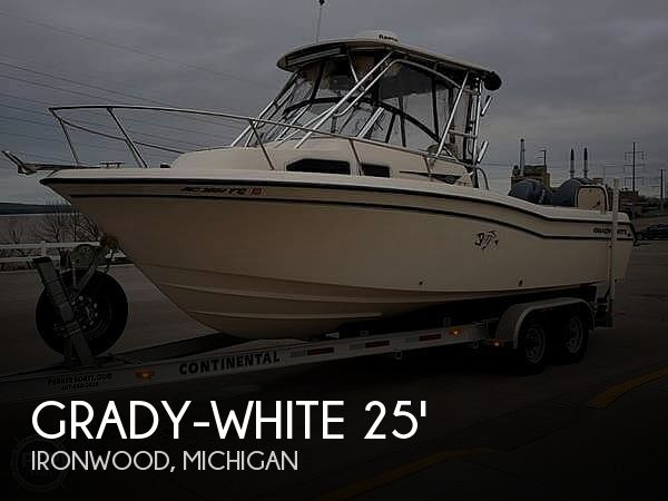 Used Grady-White 25 Boats For Sale by owner | 2007 Grady-White 25