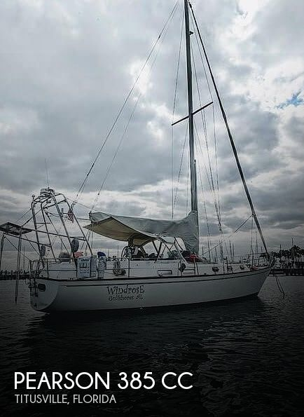 Used Pearson Sailboats For Sale by owner | 1985 Pearson 385 CC