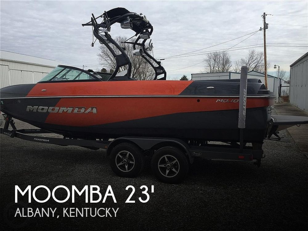 Used Moomba Boats For Sale by owner | 2016 23 foot Moomba Mojo Surf Edition
