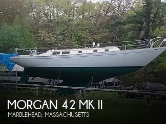 1971 Morgan boat for sale, model of the boat is 42 MK II & Image # 1 of 27