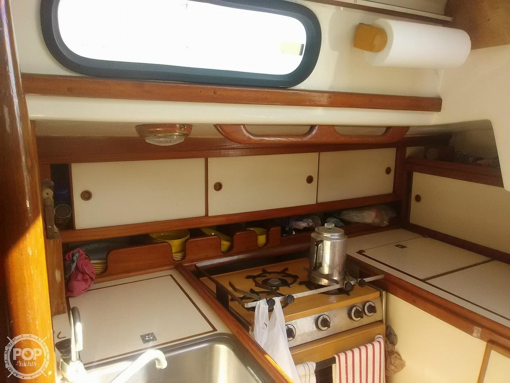 1971 Morgan boat for sale, model of the boat is 42 MK II & Image # 10 of 27