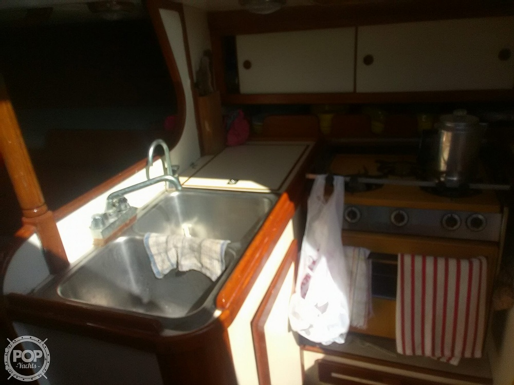 1971 Morgan boat for sale, model of the boat is 42 MK II & Image # 12 of 27