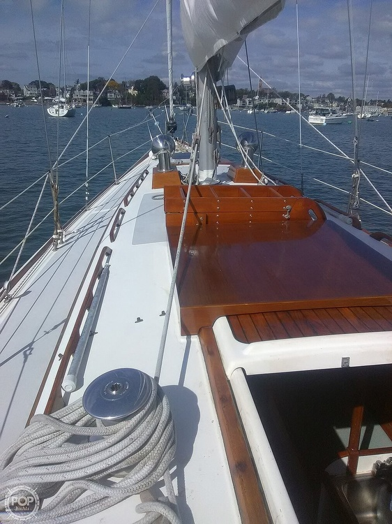 1971 Morgan boat for sale, model of the boat is 42 MK II & Image # 21 of 27