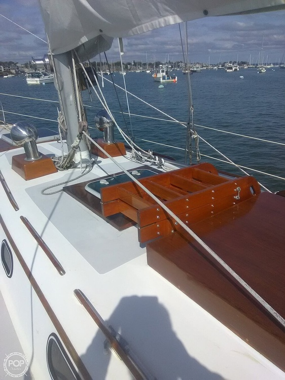 1971 Morgan boat for sale, model of the boat is 42 MK II & Image # 22 of 27