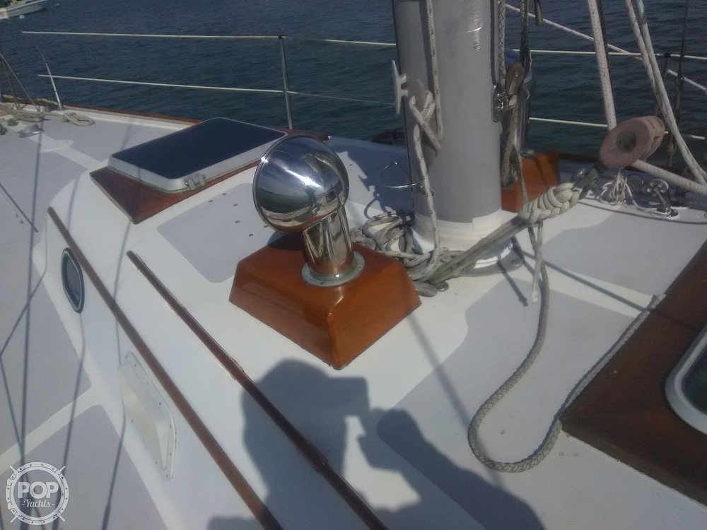1971 Morgan boat for sale, model of the boat is 42 MK II & Image # 23 of 27
