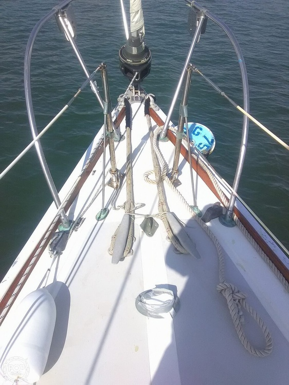 1971 Morgan boat for sale, model of the boat is 42 MK II & Image # 25 of 27