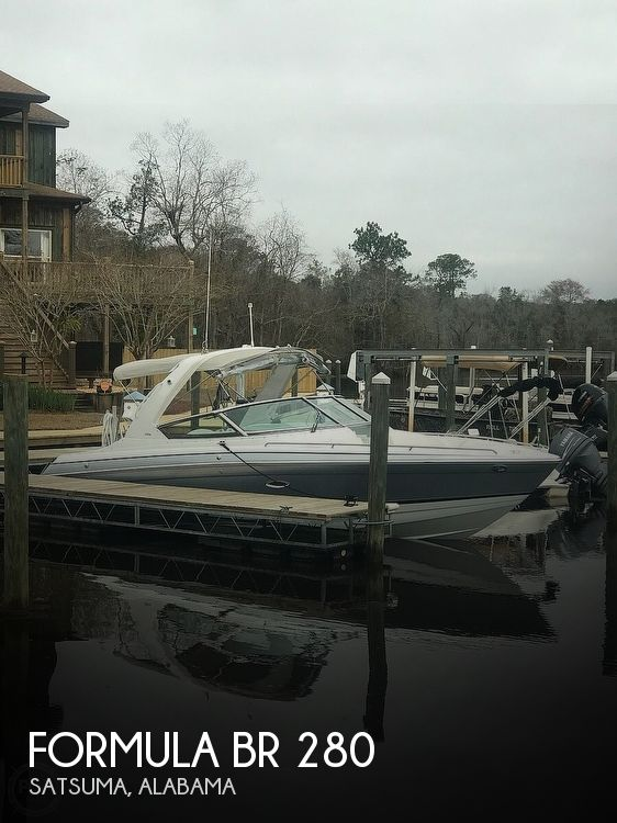 Used Boats For Sale by owner | 2008 Formula BR 280