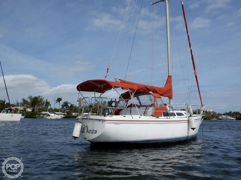 1987 Catalina Yachts boat for sale, model of the boat is 30 MK II & Image # 7 of 40