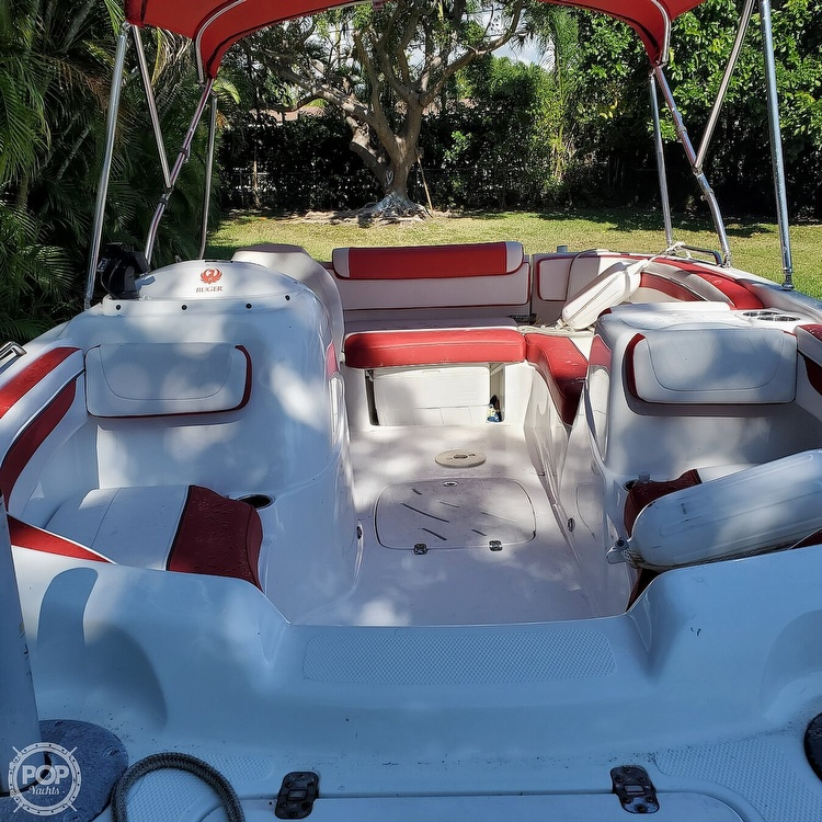 2017 Tahoe boat for sale, model of the boat is 195 & Image # 4 of 40