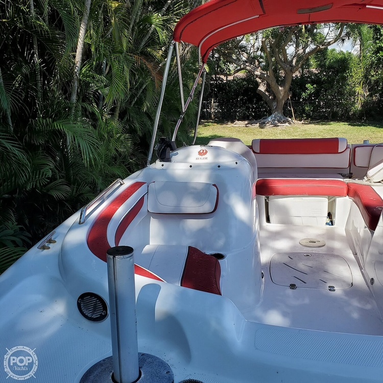 2017 Tahoe boat for sale, model of the boat is 195 & Image # 5 of 40