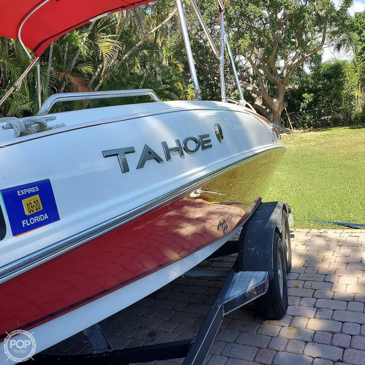 2017 Tahoe boat for sale, model of the boat is 195 & Image # 7 of 40