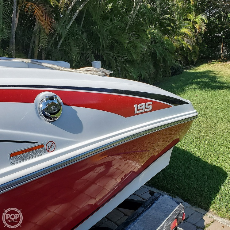 2017 Tahoe boat for sale, model of the boat is 195 & Image # 8 of 40