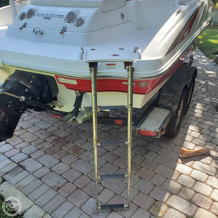 2017 Tahoe boat for sale, model of the boat is 195 & Image # 10 of 40