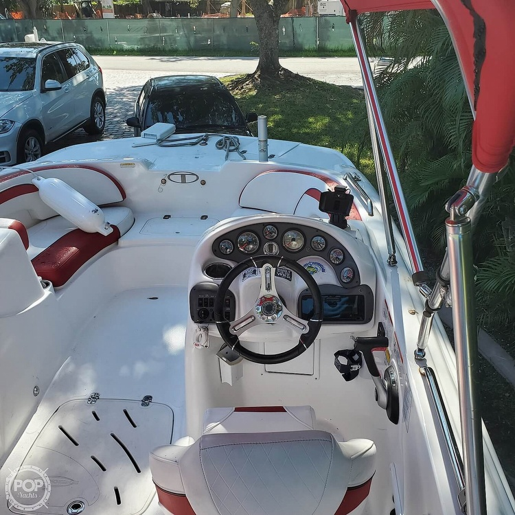 2017 Tahoe boat for sale, model of the boat is 195 & Image # 12 of 40