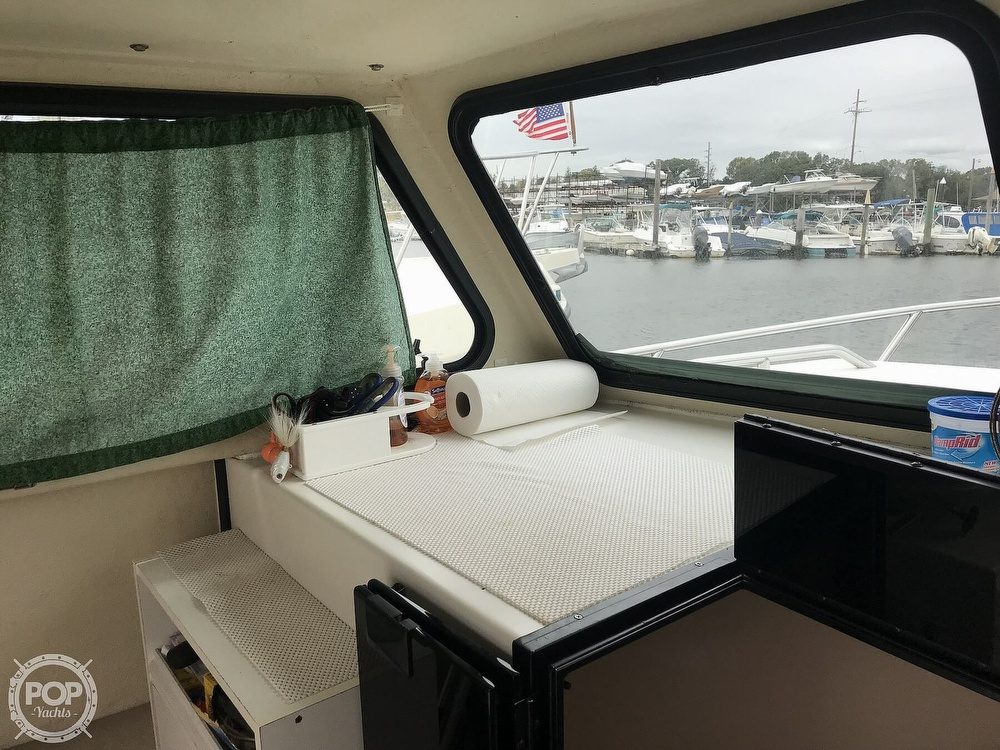 1996 C-Hawk boat for sale, model of the boat is 25 Pilothouse & Image # 9 of 41