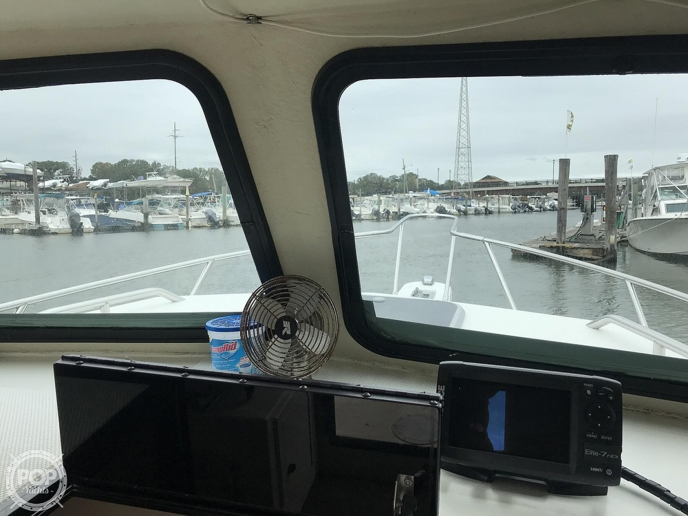 1996 C-Hawk boat for sale, model of the boat is 25 Pilothouse & Image # 10 of 41