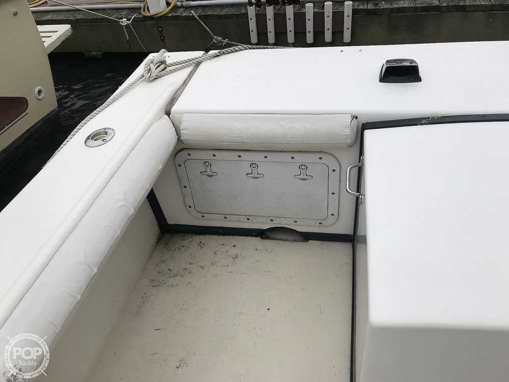 1996 C-Hawk boat for sale, model of the boat is 25 Pilothouse & Image # 40 of 41