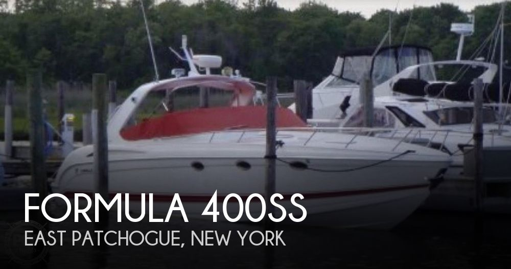 Used Boats For Sale in Norwich, Connecticut by owner | 2001 Formula 400SS