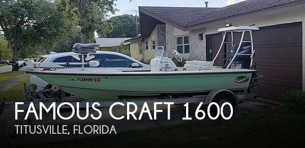 Used Famous Craft Boats For Sale by owner | 2008 Famous Craft 16