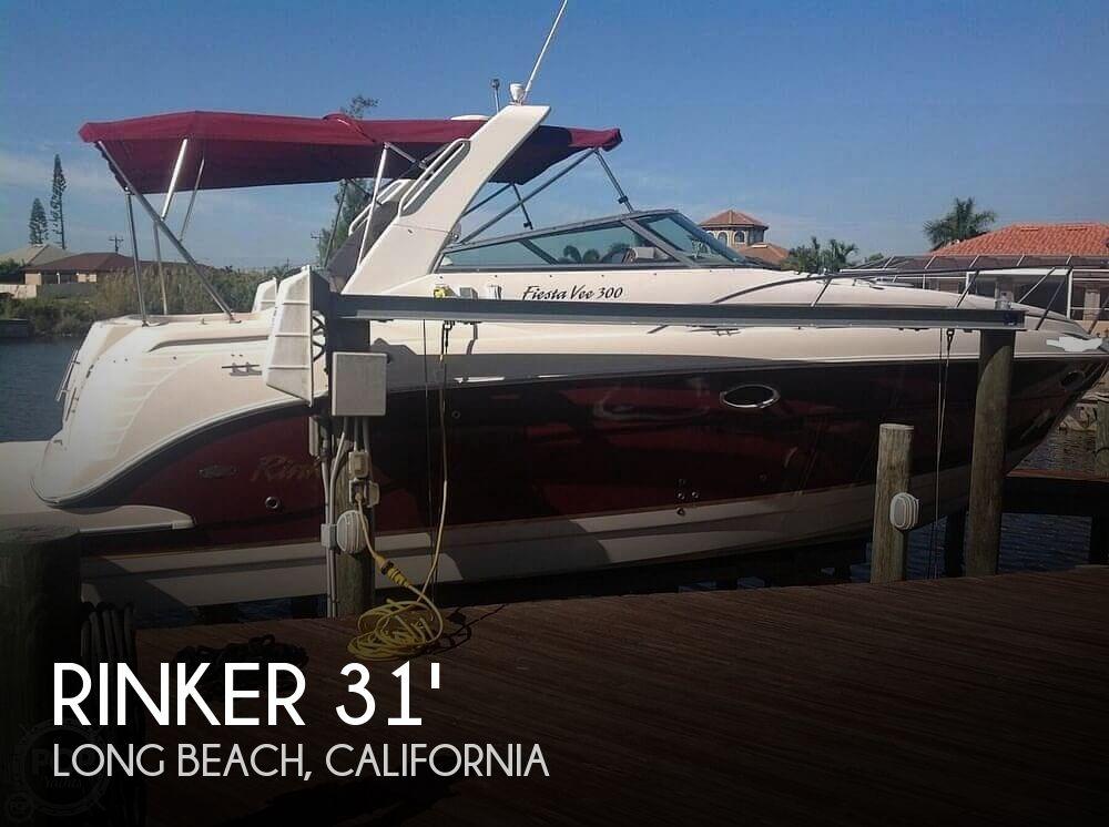 Used Rinker 30 Boats For Sale by owner | 2005 Rinker Fiesta Vee 300