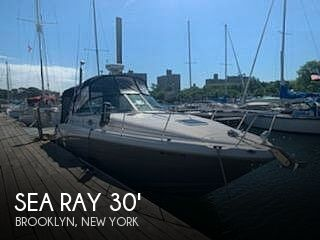 Used Sea Ray 30 Boats For Sale by owner | 2006 Sea Ray Sundancer 300DA