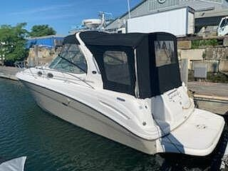 2006 Sea Ray boat for sale, model of the boat is 300 Sundancer & Image # 16 of 40
