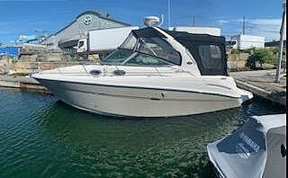 2006 Sea Ray boat for sale, model of the boat is 300 Sundancer & Image # 17 of 40