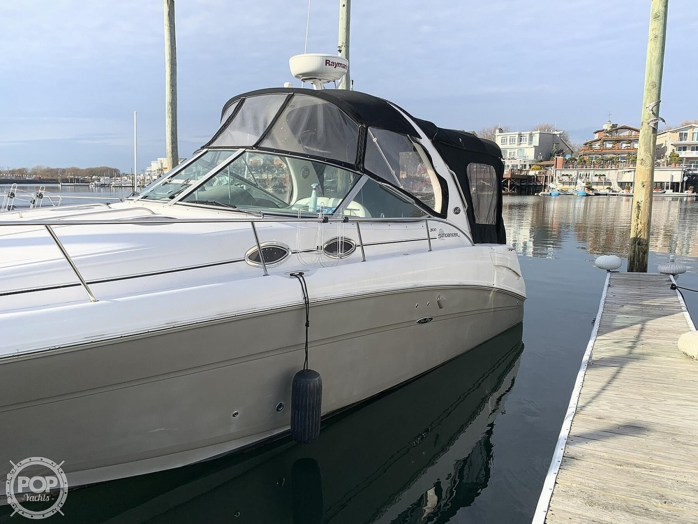 2006 Sea Ray boat for sale, model of the boat is 300 Sundancer & Image # 10 of 40