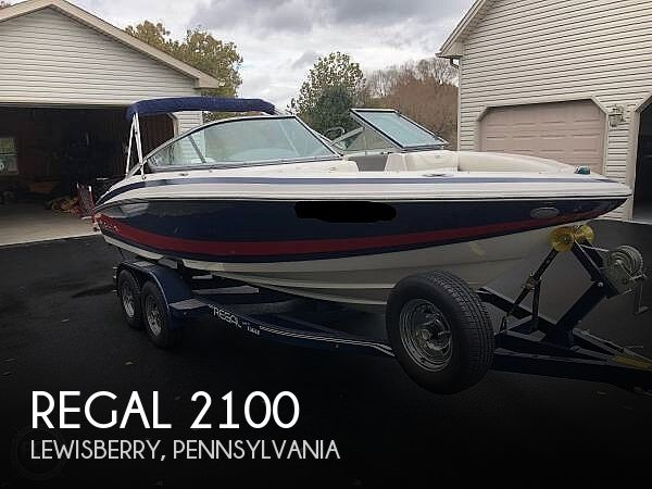 Used Regal Boats For Sale in Pennsylvania by owner | 2011 Regal 2100