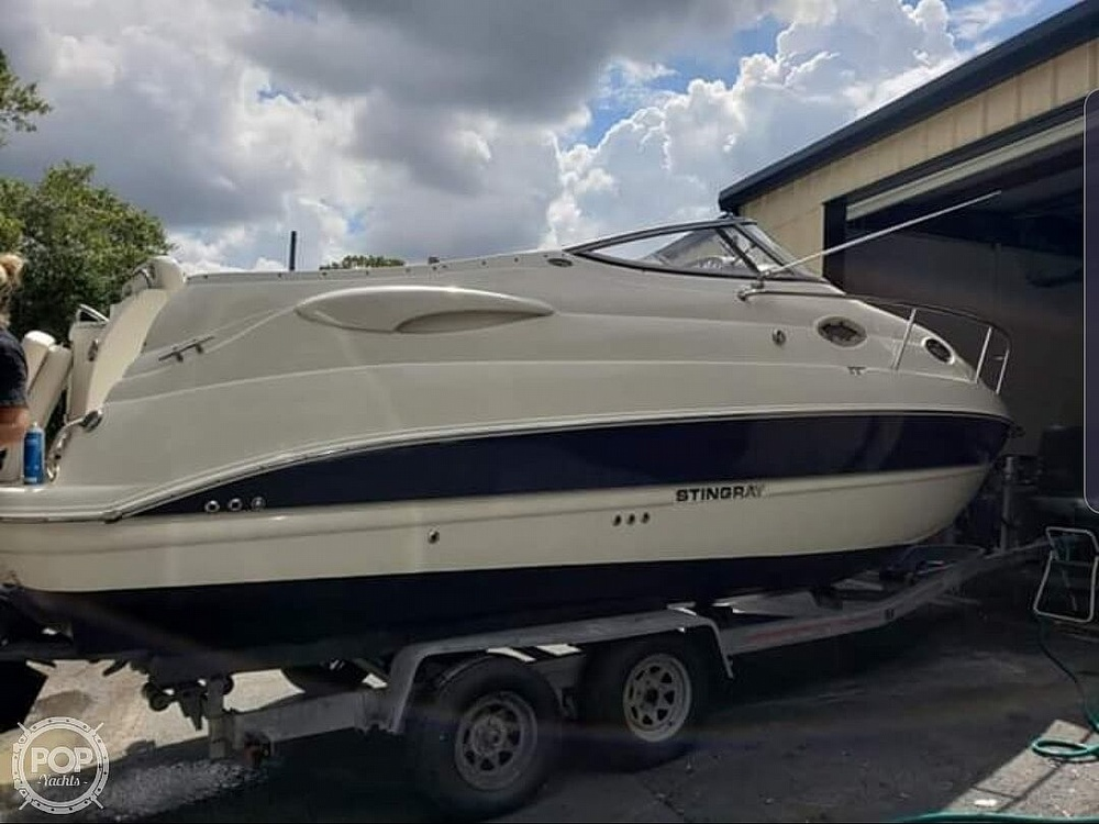 2012 Stingray boat for sale, model of the boat is 250 CS & Image # 6 of 40