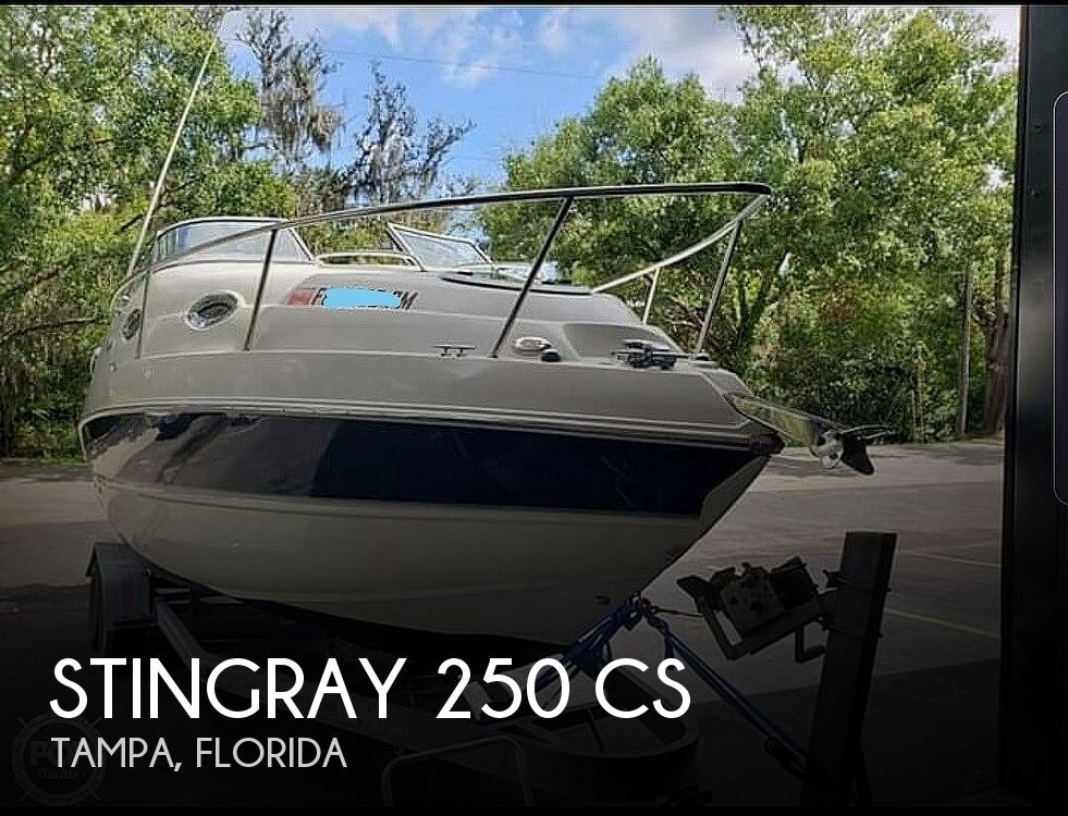 2012 Stingray boat for sale, model of the boat is 250 CS & Image # 1 of 40