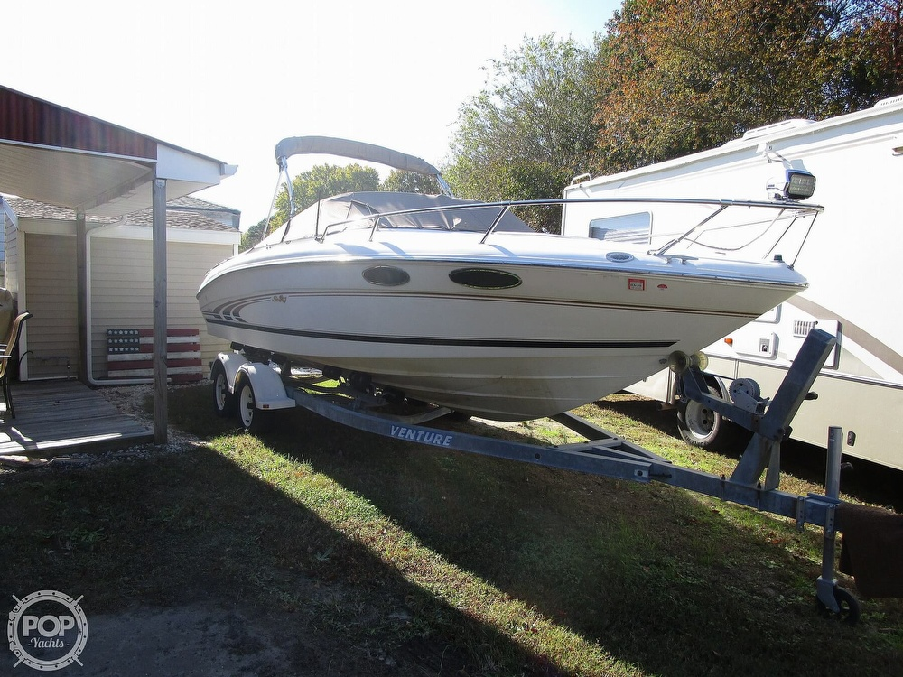 1997 Sea Ray boat for sale, model of the boat is 230 Signiture & Image # 2 of 41